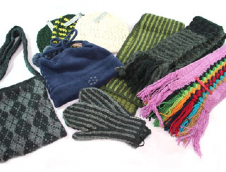 Hats, Bags & Scarves
