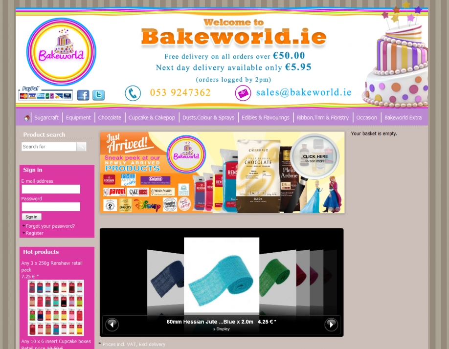 Bakeworld