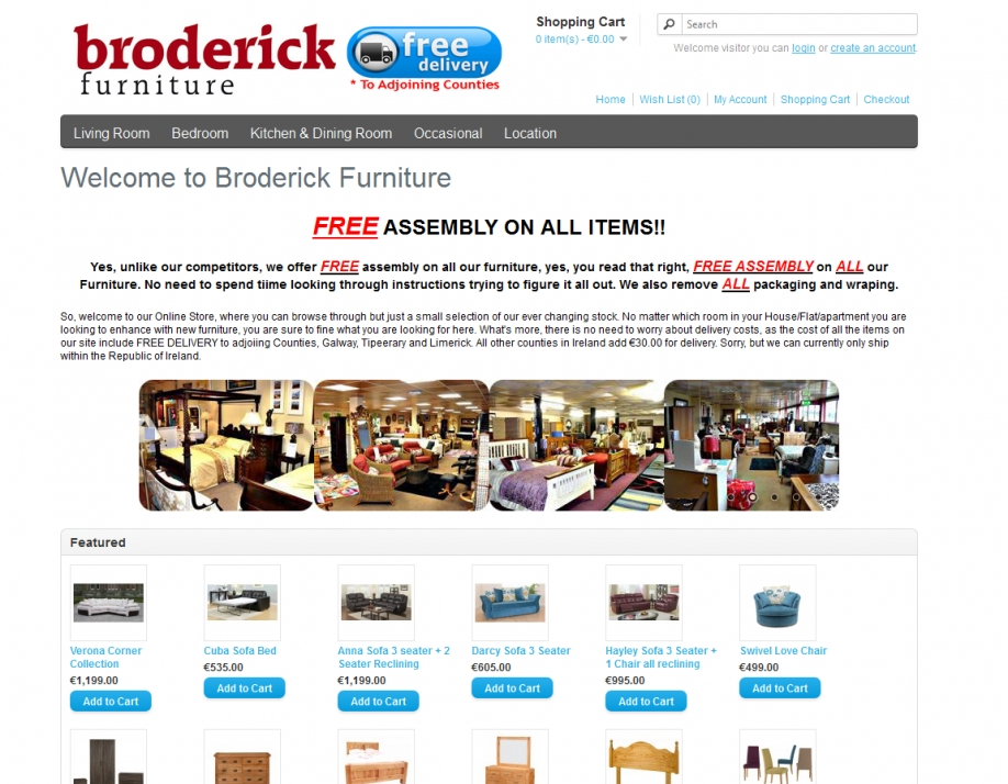 Broderick Furniture