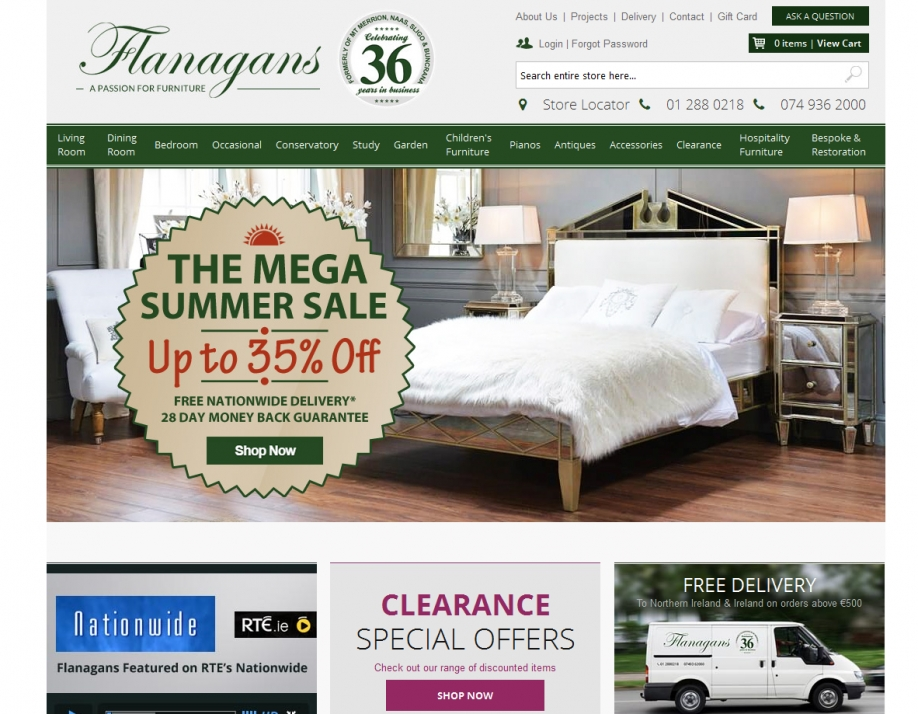 Flanagans Furniture