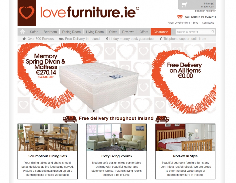Love Furniture