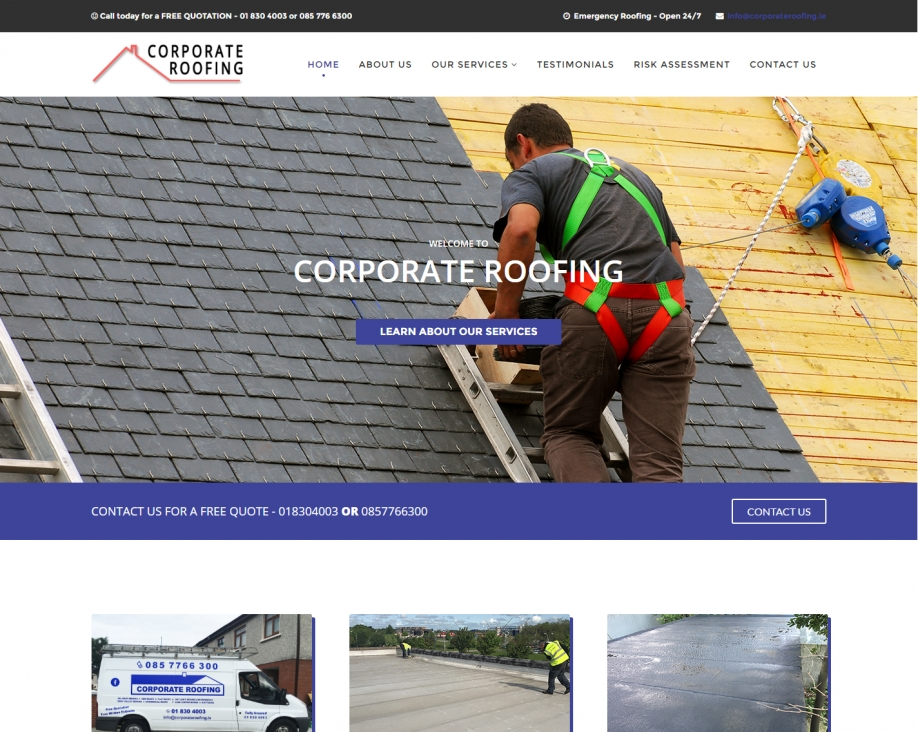 Corporate Roofing