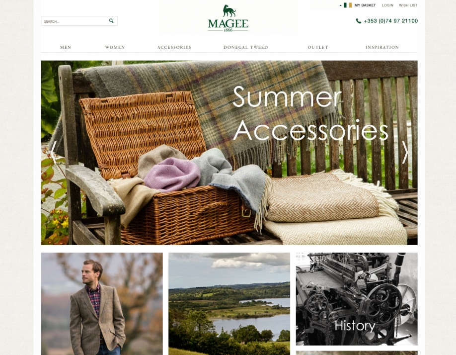 Magee Clothing